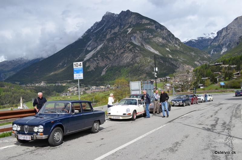 OPDATERET : Tour Coupe des Alpes
