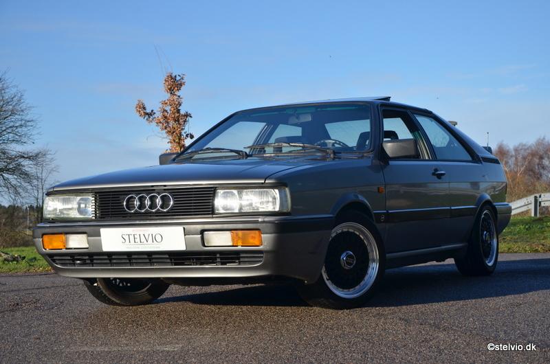 Audi Coupe GT 2,2E