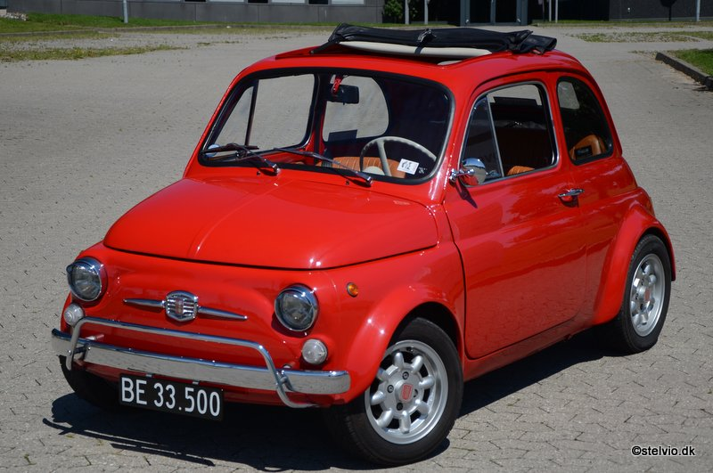 Fiat 500 - 1965