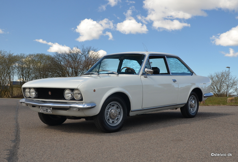 Fiat 124 Sport Coupe 1400 - 1971