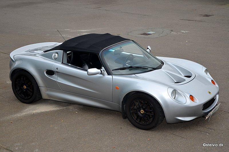 Lotus Elise S1 - 1997