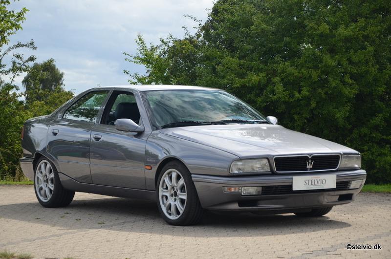 Maserati Quattroporte V8 Evoluzione