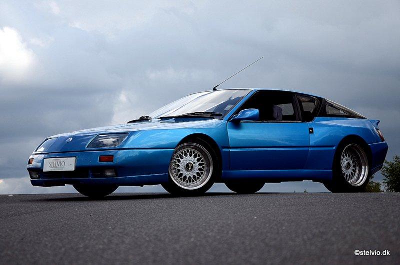 Alpine GTA V6 Turbo Le Mans - 1992