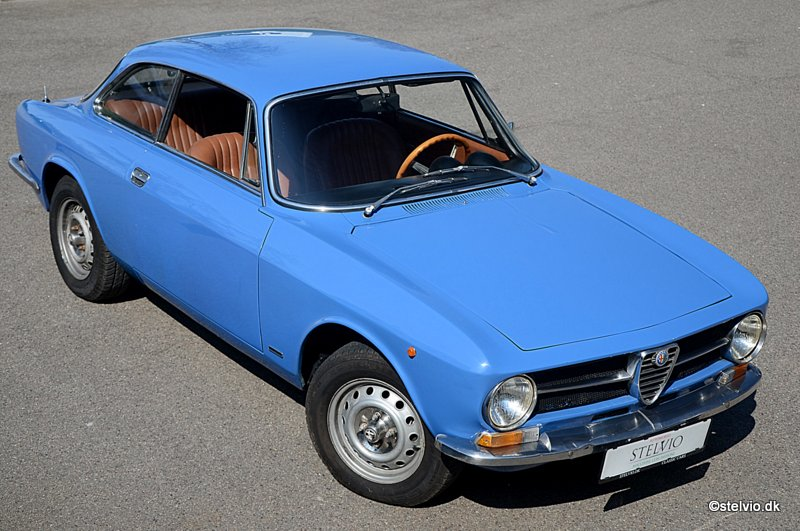 Alfa Romeo GT 1300 Junior - 1974