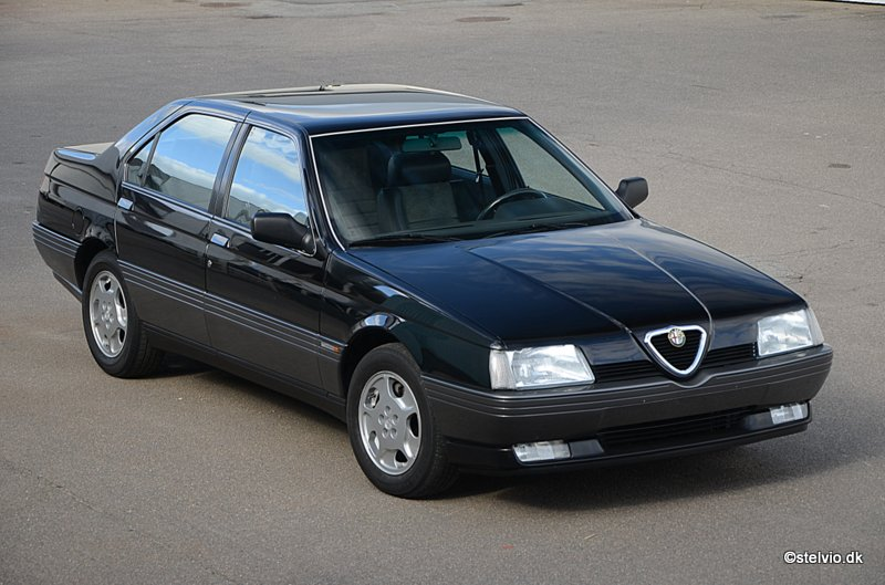 Alfa Romeo 164 3.0 V6 - 1989