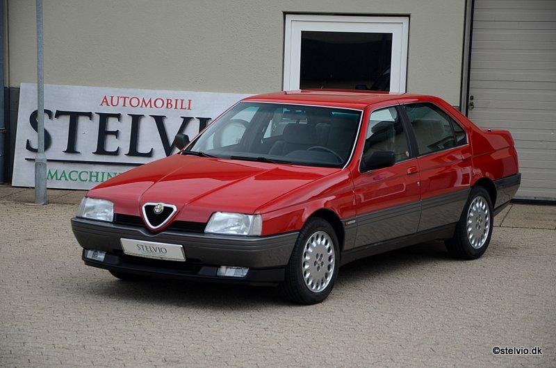 Alfa Romeo 164 3.0 V6  - 1992