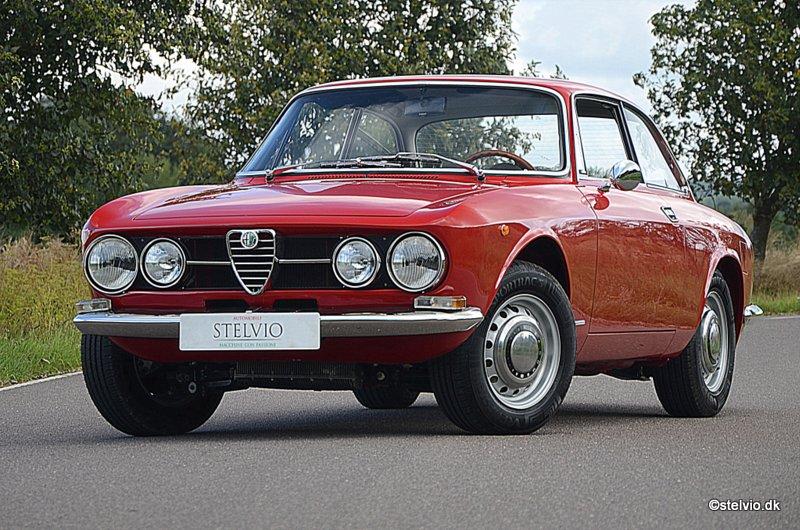 Alfa Romeo 1750 GT Veloce - 1969