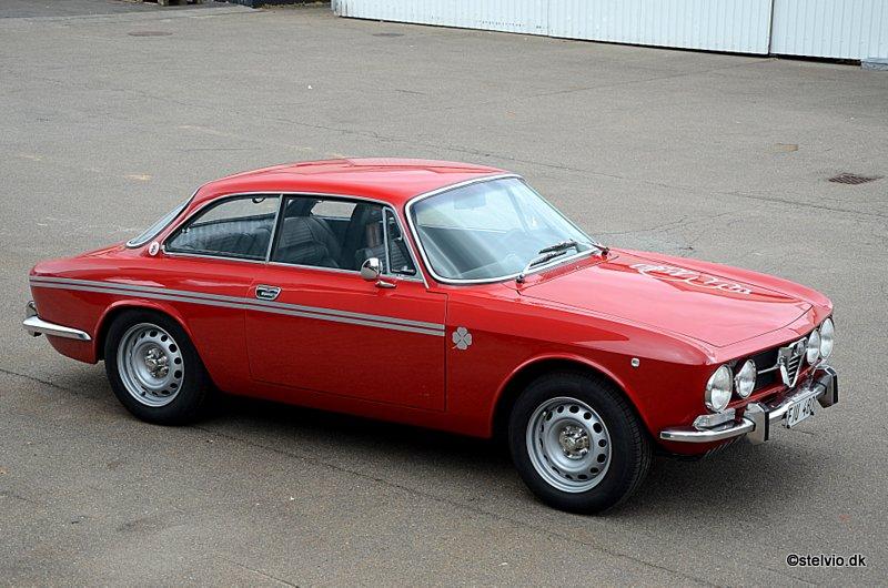 Alfa Romeo 1750 GT Veloce - 1970