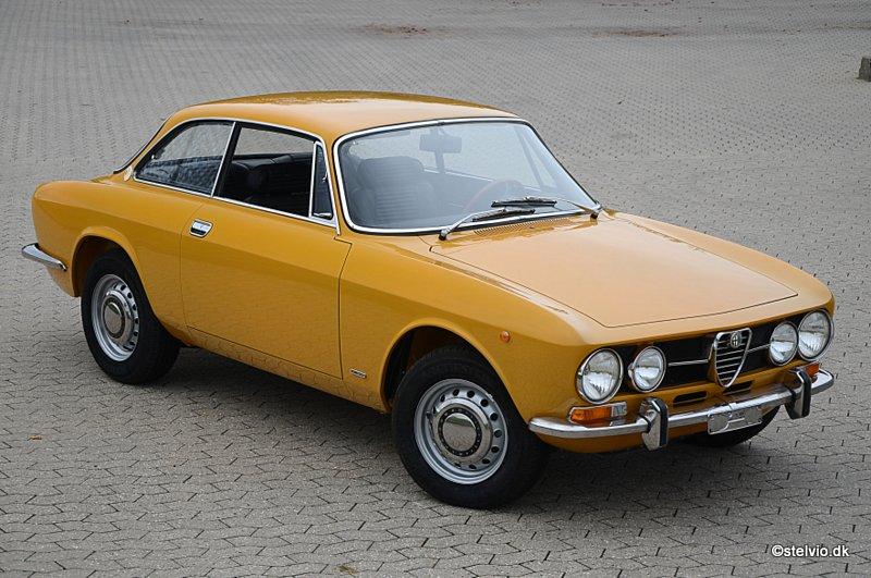 Alfa Romeo 1750 GT Veloce - 1971
