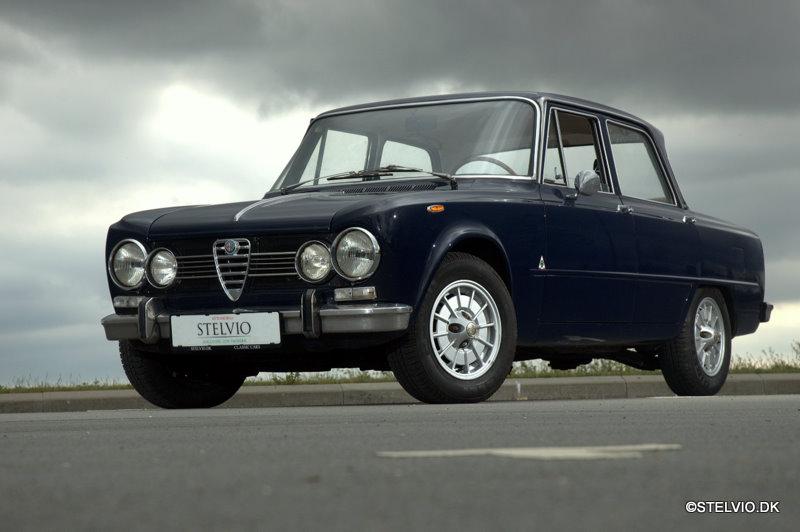 Alfa Romeo Giulia 1300 TI -