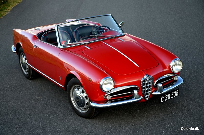 List of alfa romeo cars with pictures 16