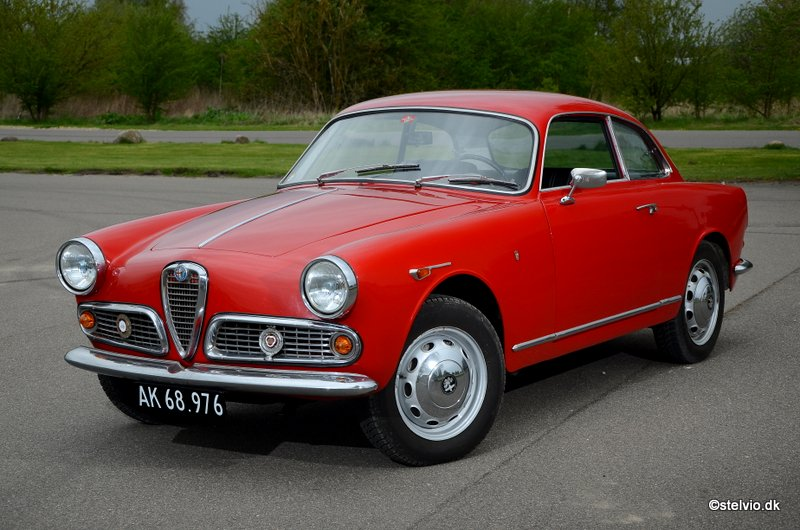 Cars For Sale Stelvio - Alfa romeo giulietta 1960 for sale