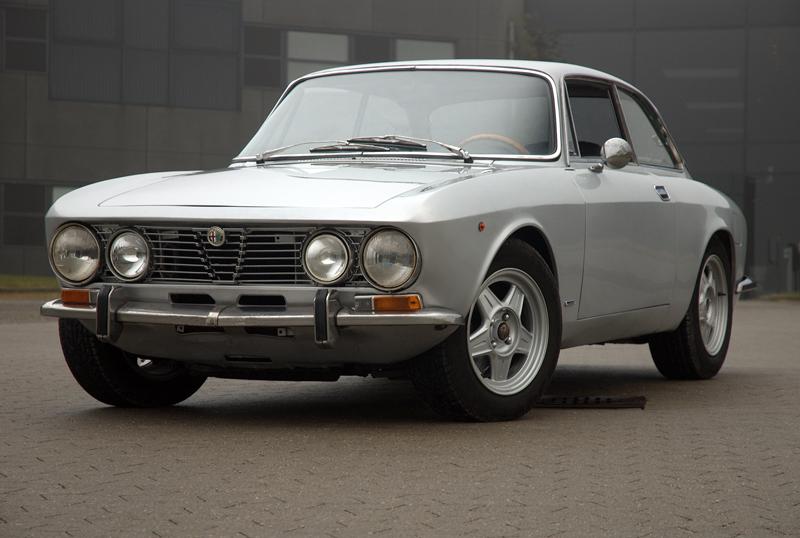 Alfa romeo 2000 gt veloce til salg 5