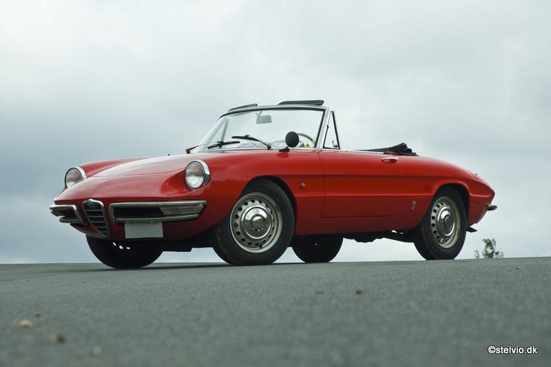 Alfa Romeo Spider Duetto Stelvio - 1967 alfa romeo spider for sale