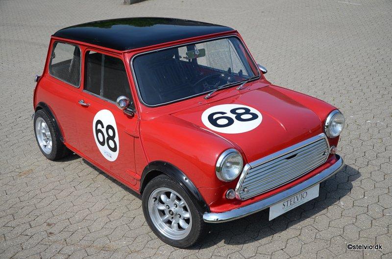 Austin Mini Cooper S 1968 Stelvio