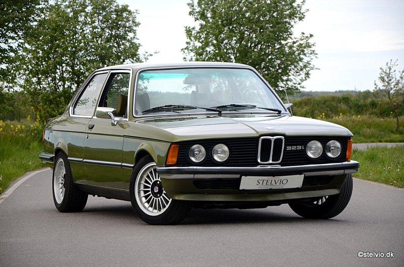BMW 323i - 1978
