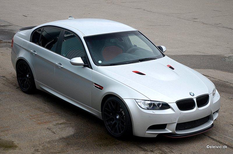 BMW M3 CRT - 2012