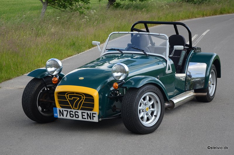 Caterham 7 Roadsport VVC 150 - 1995