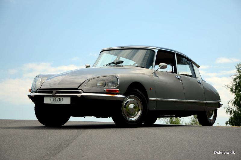 Citroën DS 20 Pallas