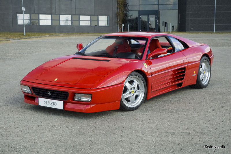 ferrari 348 gt competizione 1994 stelvio. Black Bedroom Furniture Sets. Home Design Ideas