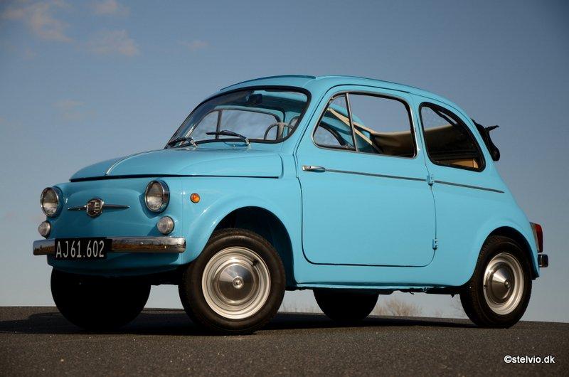 Fiat 500 Trasformabile