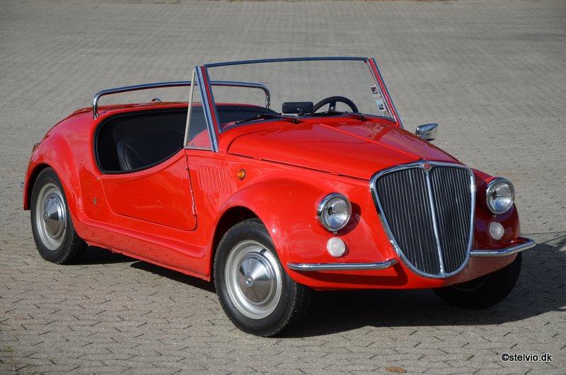 Fiat 500 Gamine Vignale - 1968