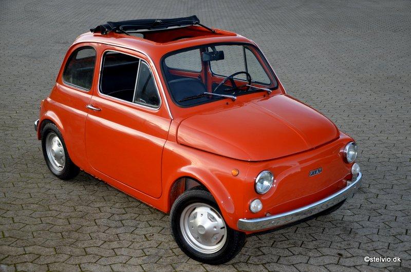 Fiat 500 - 1975