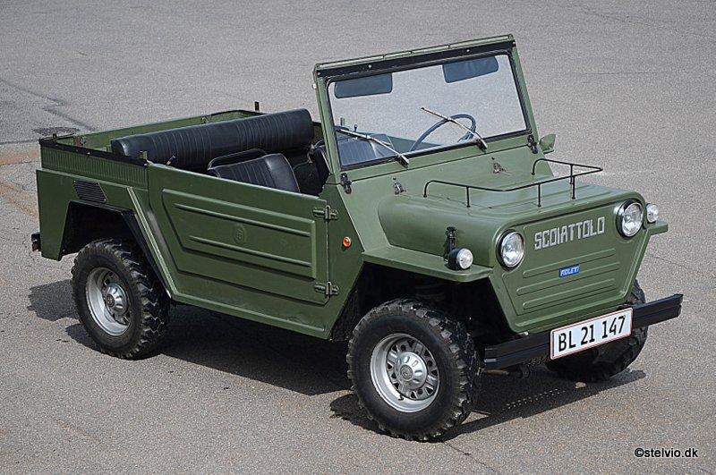 Fiat Scoiattolo Super 4x4