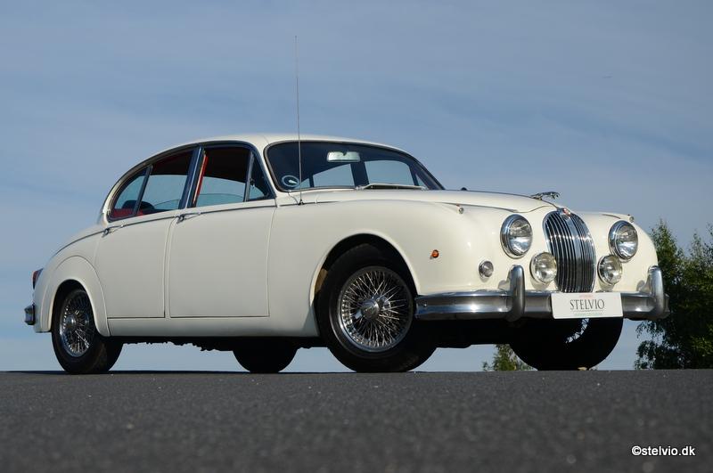 Jaguar Mk 2 3.8