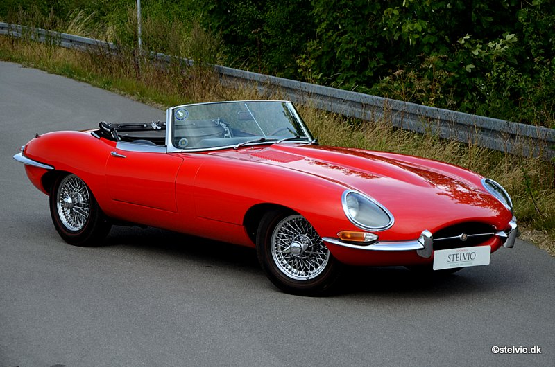Jaguar E-Type 3.8 S1