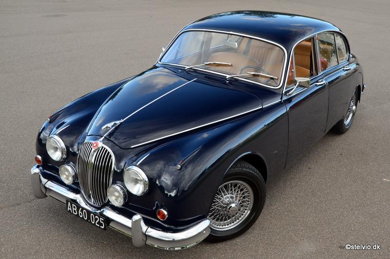 Jaguar Mk 2 3.4