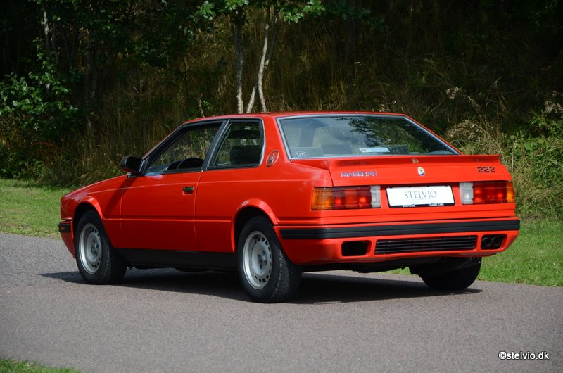 Maserati 222 - 1988 - Stelvio