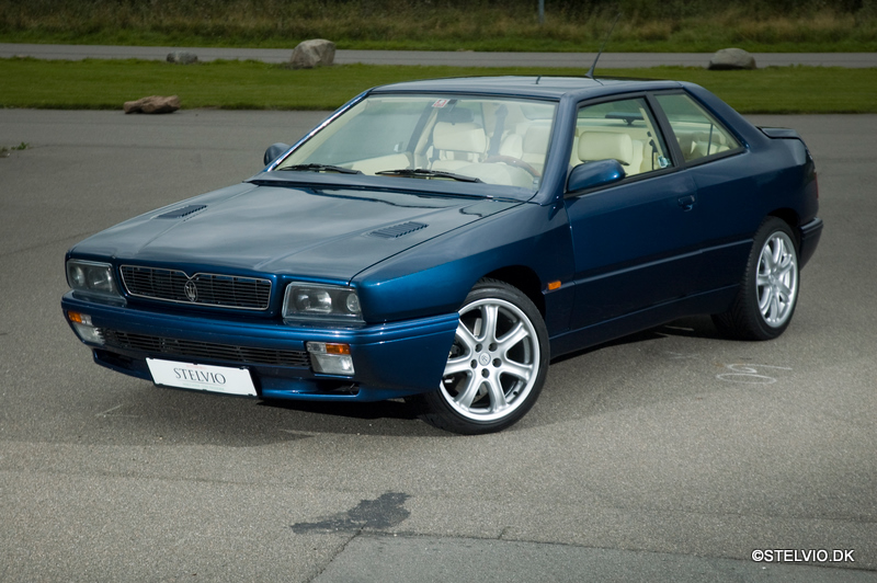 1995 Maserati Ghibli related infomation,specifications ...