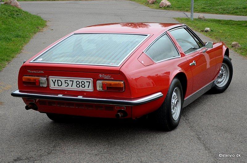Maserati Indy 4700 America - 1971 - Stelvio