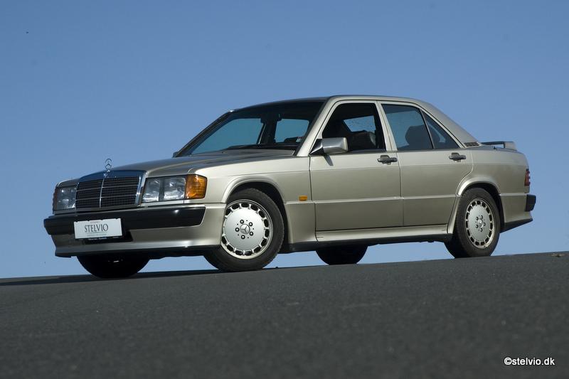 Mercedes benz 190e 2 3 16 1986 stelvio for Mercedes benz 190e 2 3 16 for sale