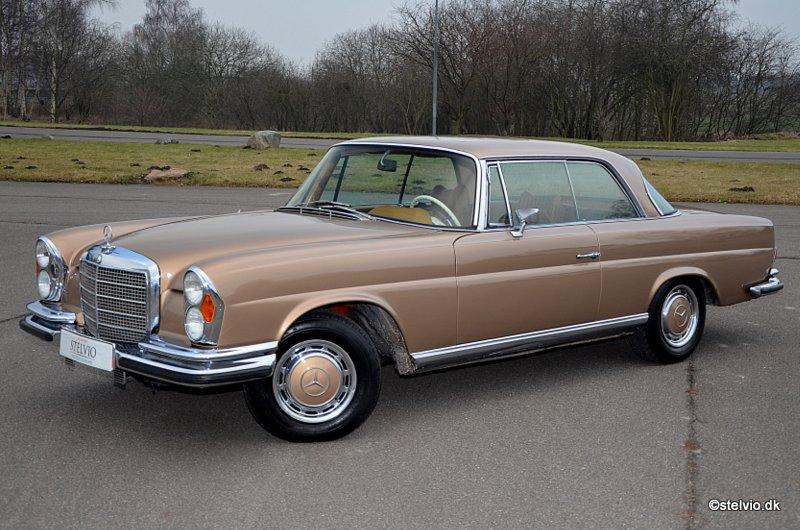 Mercedes-Benz 280 SE 3.5 - 1971