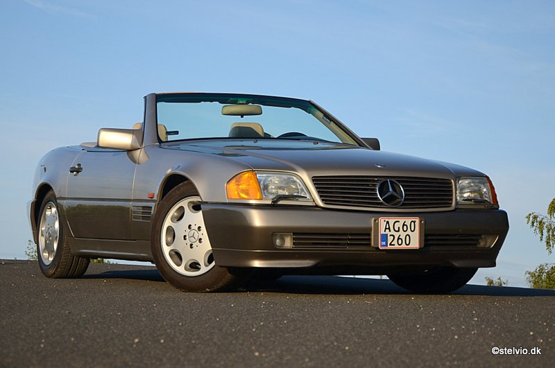Mercedes-Benz 300 SL-24 - 1990