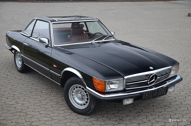 mercedes benz 350 sl 1971 stelvio. Black Bedroom Furniture Sets. Home Design Ideas
