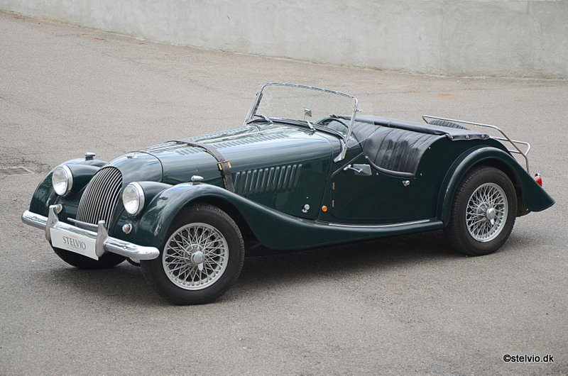 Morgan Plus 4 - 1966