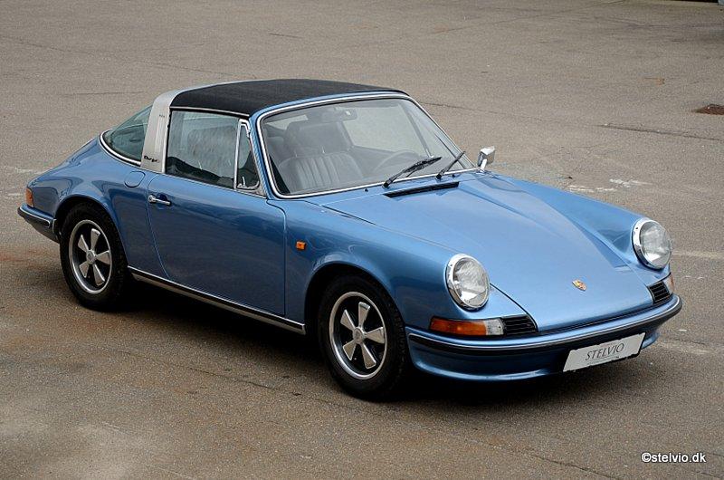 Porsche 911E 2.4 Targa