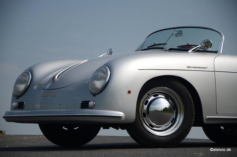 Porsche 356 Vintage Speedster 1968 Stelvio
