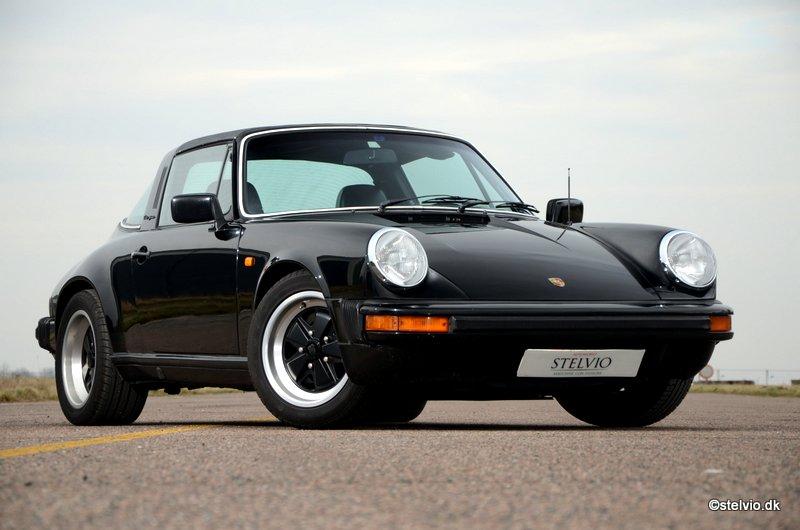 Porsche 911S 2.7 Targa