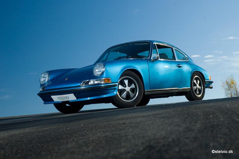 Porsche 911E 2.4