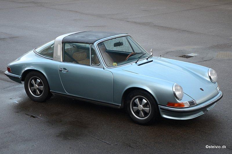 Porsche 911E 2.2 Targa - 1971
