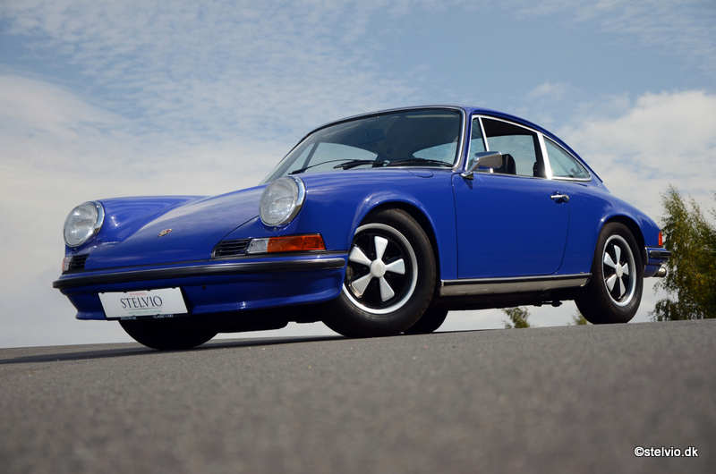 Porsche 911  2.4 S