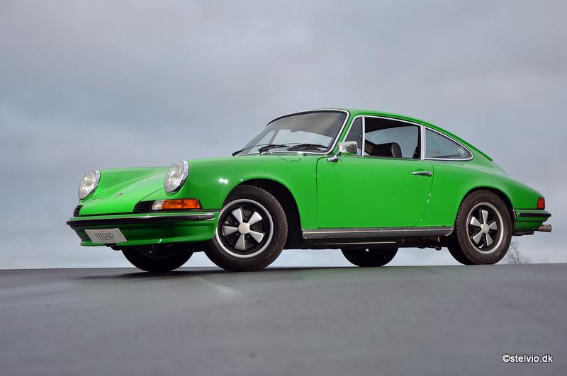 Porsche 911S 2.4