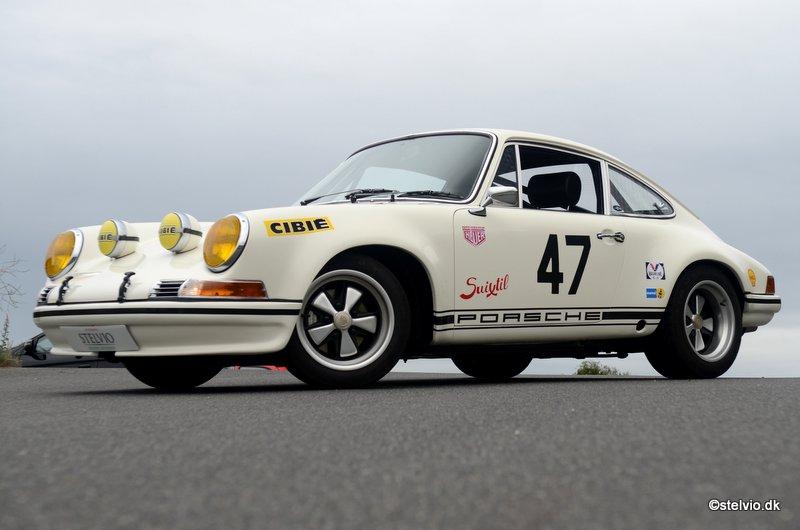 Porsche 911 S/T