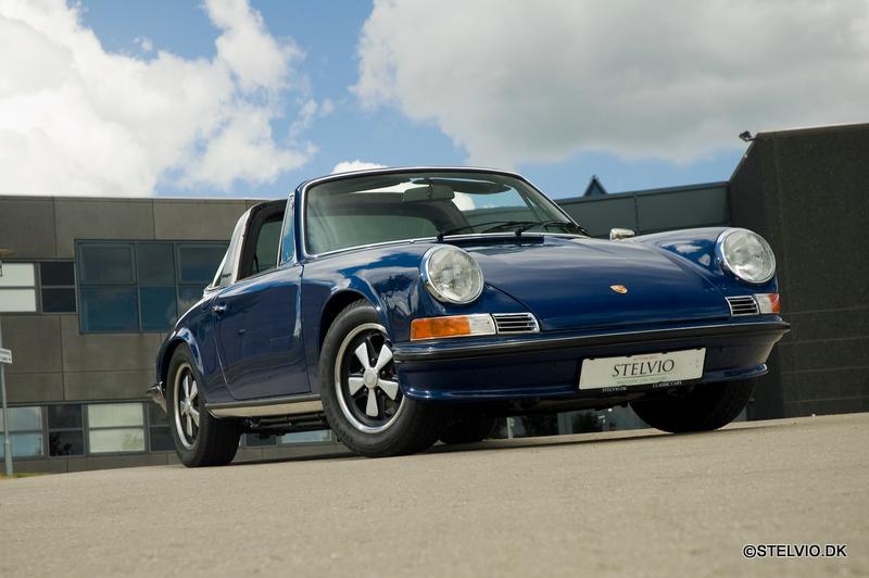 Porsche 911S 2.4 Targa