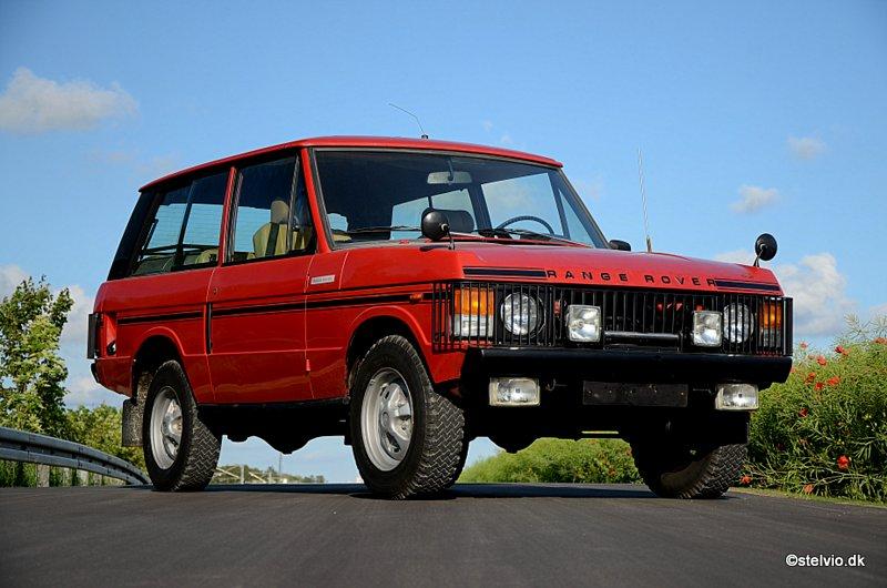Range Rover - 1976