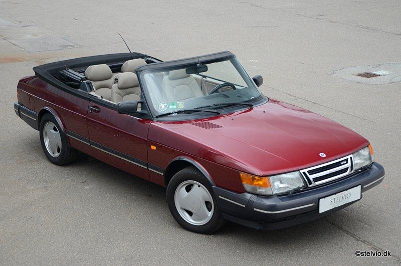 Saab 900 Turbo 16V - 1995